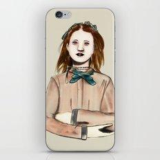 Old Girl iPhone & iPod Skin