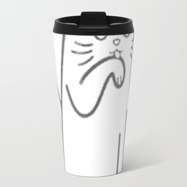 HOT BODE CAT Travel Mug