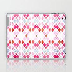 Diamond Geo Pinks & Blues Laptop & iPad Skin