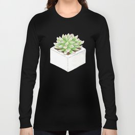 Graptopetalum Long Sleeve T-shirt