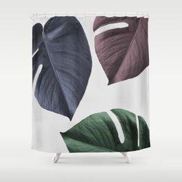 Monstera 02 Shower Curtain