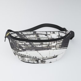 Train Station Fanny Pack