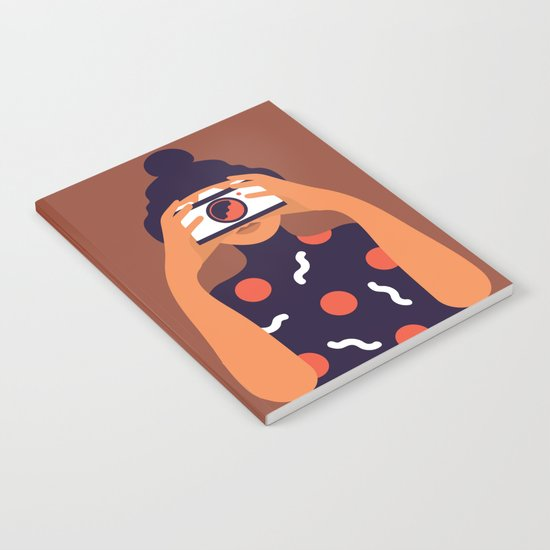 Time for your closeup Notebook