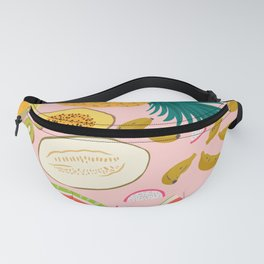 Tropical Fruit Salad Fanny Pack