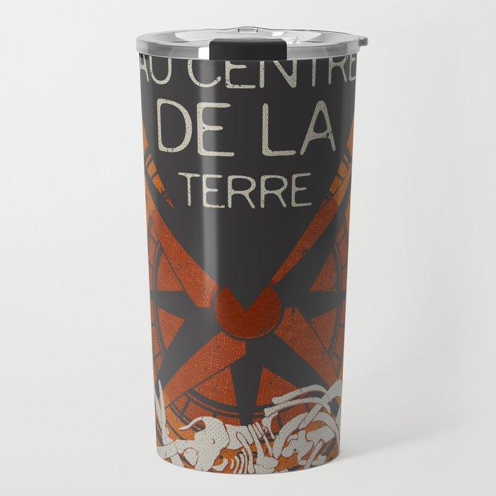 Books Collection: Jules Verne Travel Mug
