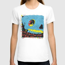 The Eye X Tod Rudgren T-shirt