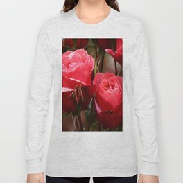Valentin´s Roses Long Sleeve T-shirt