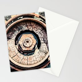 The Rusted Wheel Stationery Cards