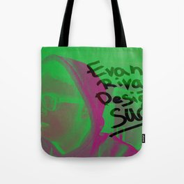 Evan Rivas Design Sucks Tote Bag