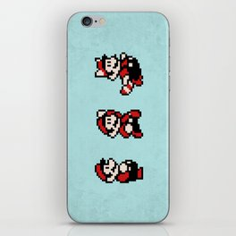 Super Mario Bros 3 iPhone Skin
