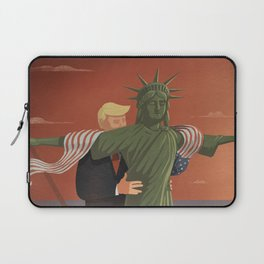 How will the story end? Laptop Sleeve