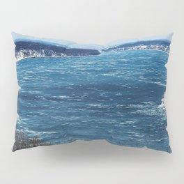 Endless Blue Pillow Sham