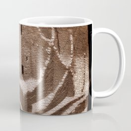 The Cliff Dwellers - Legends Of America Coffee Mug