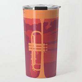 Music Mountains No. 3 Travel Mug