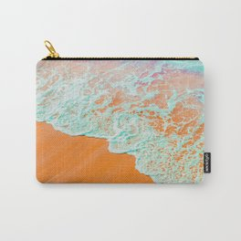 Coral Shore #photography #digitalart Carry-All Pouch
