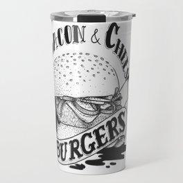 Baco & Cheese Burgers Travel Mug