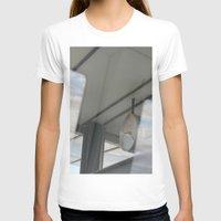 copenhagen T-shirts featuring Copenhagen Metro reflection by RMK Photography