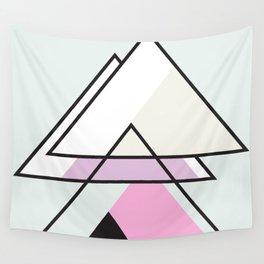 Minimalist Triangle Series 007 Wall Tapestry