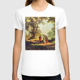 Road To Emmaus T-shirt