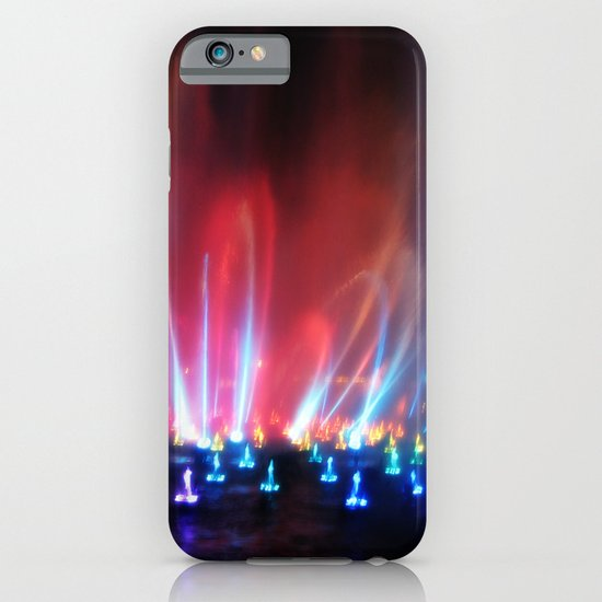 World Of Color II iPhone & iPod Case