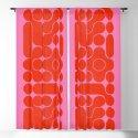 Abstract mid-century shapes no 6 by happyplum