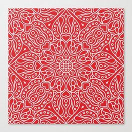 Mandala 38 Canvas Print