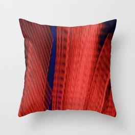 Abstract Urban Sprawl Throw Pillow