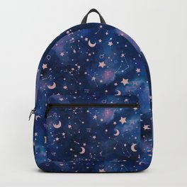 Zodiac - Watercolor Backpack