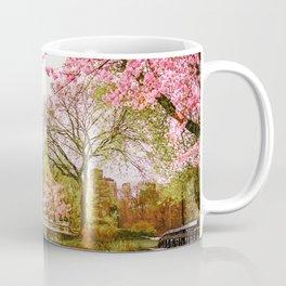 Cherry Blossoms Romance Coffee Mug