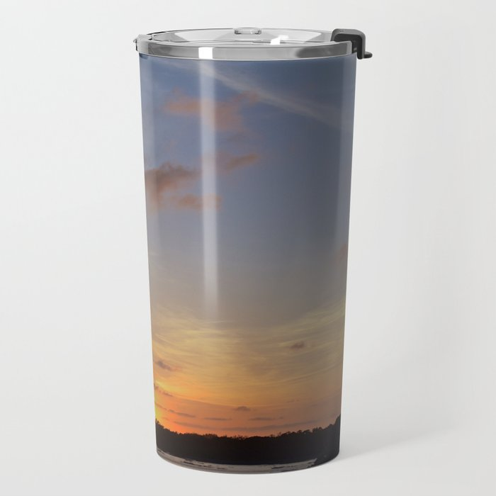 Floating.jpeg Travel Mug