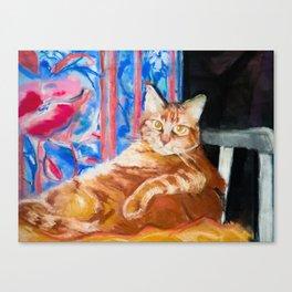 beloved Simba Canvas Print