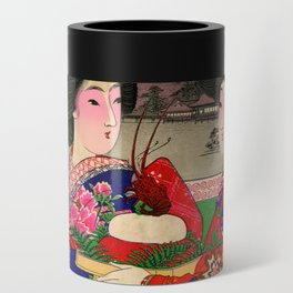 Two Geishas Can Cooler