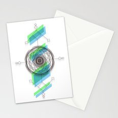 B.G Geo Stationery Cards