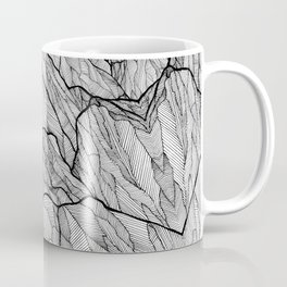 Rocks of the moon Coffee Mug