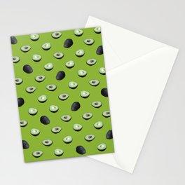 Avocado lover Stationery Cards
