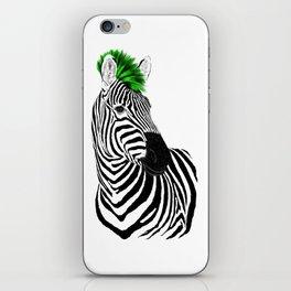 Zeb Punk iPhone Skin