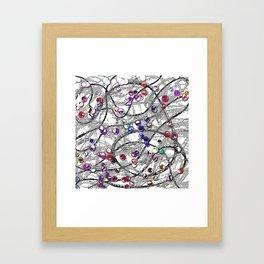 Celluloid Desire Framed Art Print