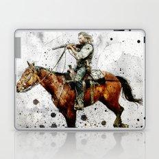 Western Outlaw Cullen Bohannon Laptop & iPad Skin