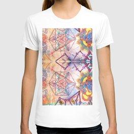 Hindu Geo Psych T-shirt