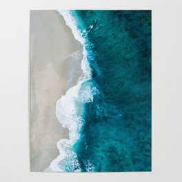Above The Sea Poster