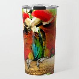 Parrot Love Travel Mug