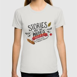 Wildest things of all T-shirt