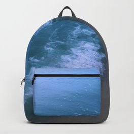 Abstract Swash Brush Backpack