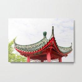 Chinatown Chicago #3 Metal Print