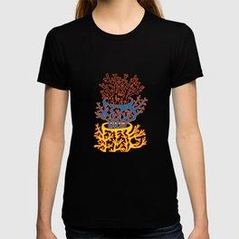 matisse coral T-shirt