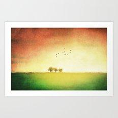 3. Art Print
