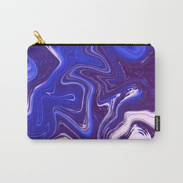 Liquid Neon Carry-All Pouch