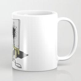 Suicidal Paint Coffee Mug