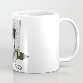 Suicidal Paint Coffee Mug