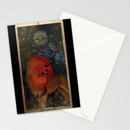 Zodiac : Leo Stationery Cards